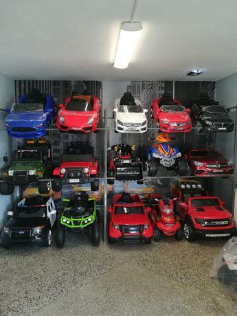 Samochód na akumulator MERCEDES BMW i inne odbiór osobisty sklep