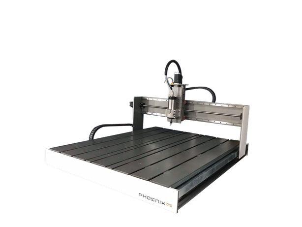 CNC Fresa Metais Ferrosos 600mm x 400mm ; 900mm x 600mm (Novo)