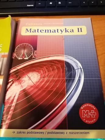 Matematyka z plusem liceum+technikum ćwiczenia nowe
