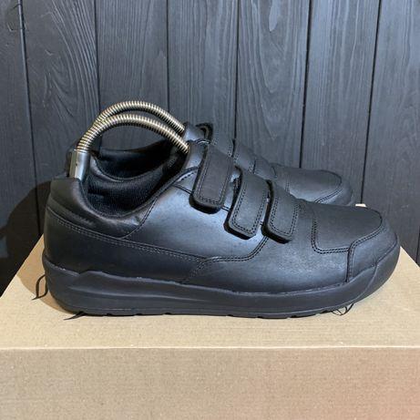 Новые кожаные кроссовки Bootleg 43 размер Clarks ecco nike lowa