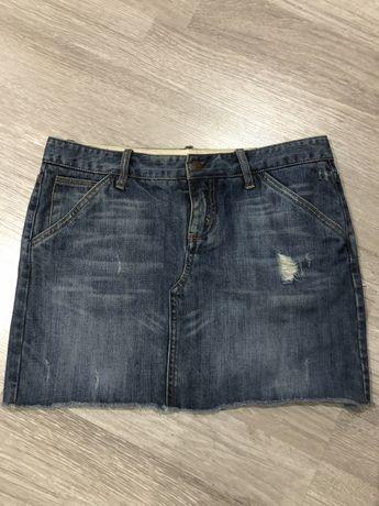 Spódnica dżinsowa jeansowa M/L