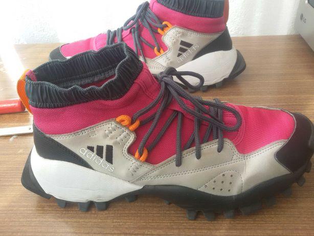 Ténis 44 maratona adidas seeulator og bold pink s 80016 originais