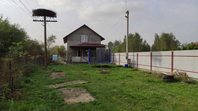 15 соток, 2 заезда, свой дом 120м.кв. в Ивановке