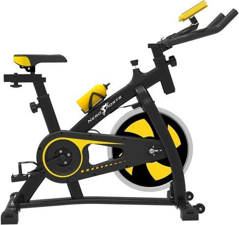 Bicicleta Spinning Profissional com Bluetooth (nova)