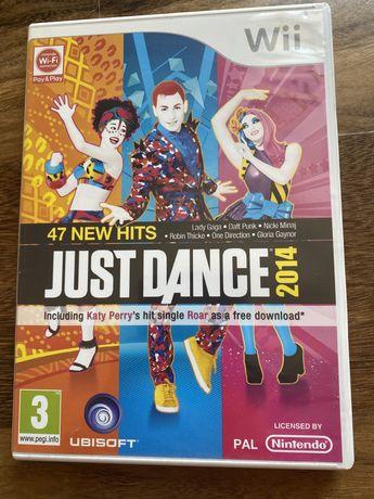 Jogo Wii Just Dance 2014