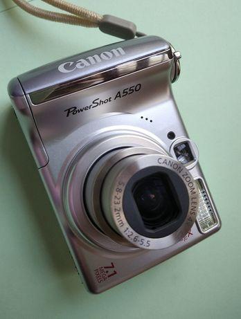 Фотоапарат цифровий Canon!