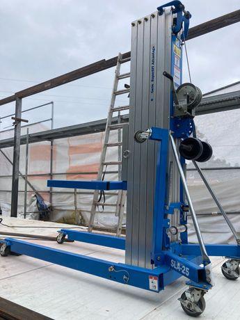 Podnośnik towarowy, montażowy Genie SLA-25 lift Wysokość robocza 8m