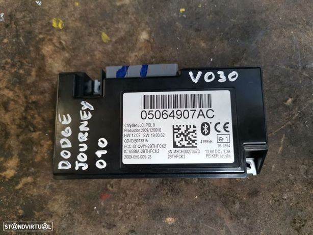 DODGE JOURNEY MODULO GPS/BLUETOOTH V030