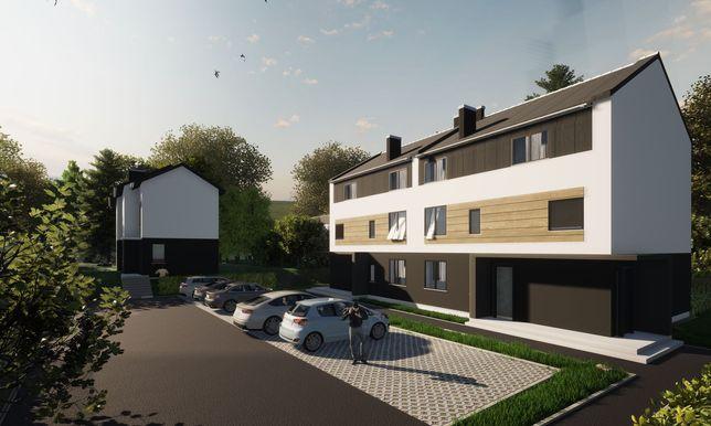 Mieszkanie 54 m2 z ogródkiem 54m2 bezczynszowe