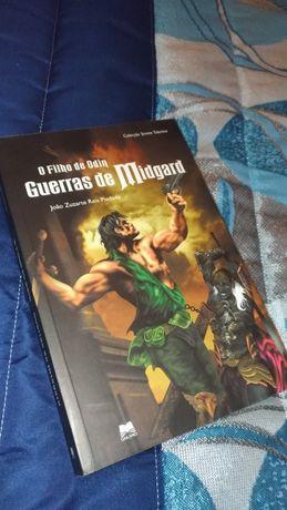 O Filho de Odin - Crónicas de Midgard