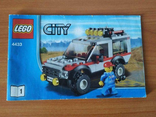 Продам LEGO City 4433 - Транспортёр мотоциклов