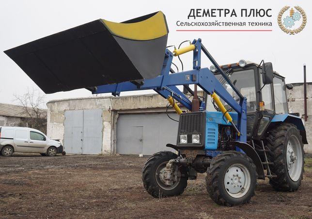 Фронтальный погрузчик КУН-4.2М с ковшом 1.8 м к тракторам марки МТЗ