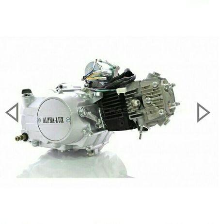 Мотор 110 куб на альфу , дельту.Двигатель на мопед 110 , двигун 110