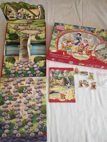 Disney Przyjęcie u Śnieżki/ gra planszowa trójwymiarowa/ BDB