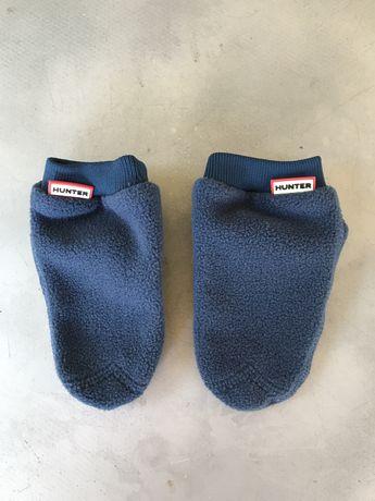 Hunter флисовые носки оригинал