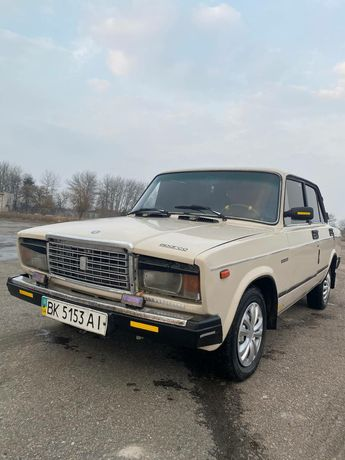 ВАЗ 2107 1987р Газ ВПИСАНИЙ
