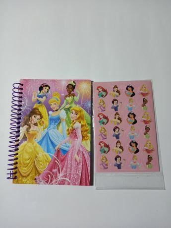 Блокнот Disney Princess