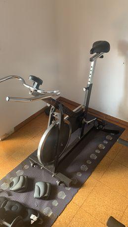 Bicicleta estatica de Spinning Tentable