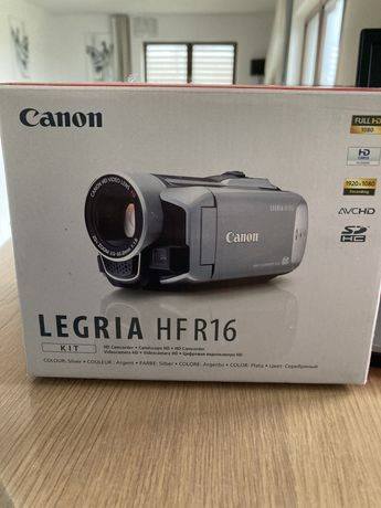 Kamera Canon Legria HF R16