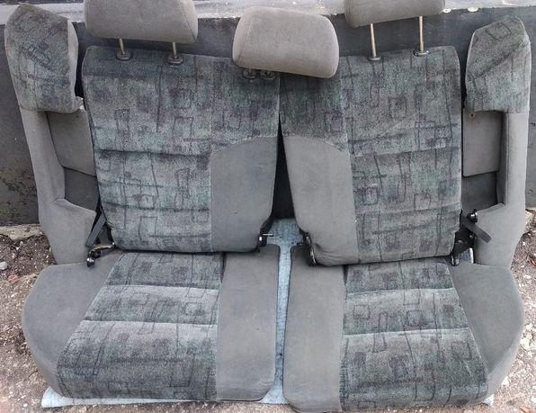 Заднее сиденье Mazda 626 Универсал