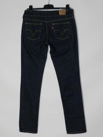 Levis 571 Slim Fit жіночі сині джинси, 30/32
