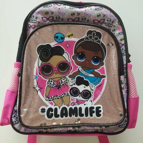 LOL MGA nowy plecak przedszkole zerówka wycieczka
