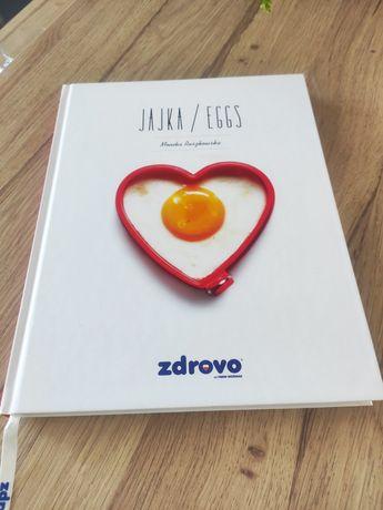 Książka JAJKA o jajkach