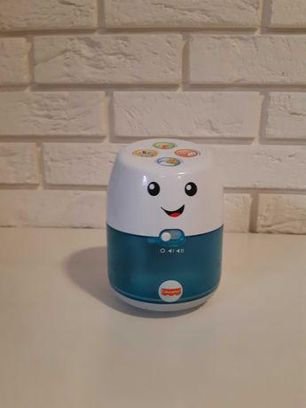 Edukacyjna zabawka fisher Price interaktywna inteligentny głośniczek