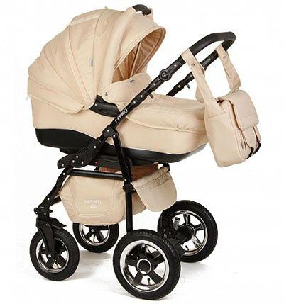 Продам детскую коляску Adamex Nitro 2 в1.