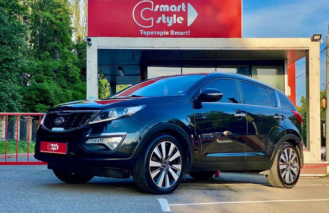 Автомобіль Kia Sportage ДИЗЕЛЬ 2012, 215$/міс. РОЗСТРОЧКА,ГАРАНТІЯ