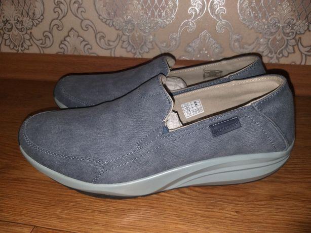 Кеди/мокасини/туфлі  Walkmaxx чоловічі 46 розмір