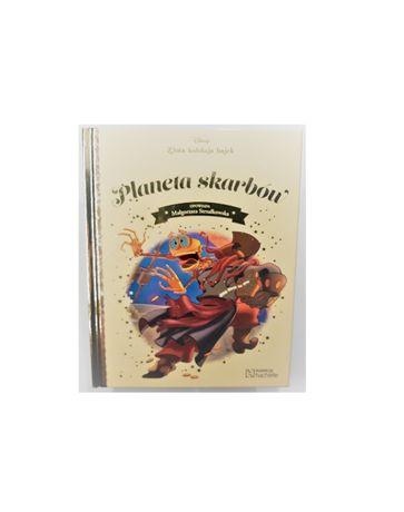 Disney złota kolekcja bajek tom 93 Planeta Skarbów