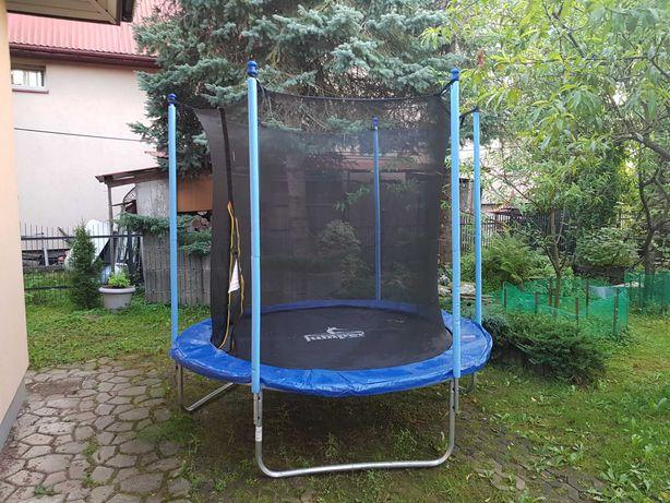 Trampolina ogrodowa siatka Mirpol 244cm 8FT