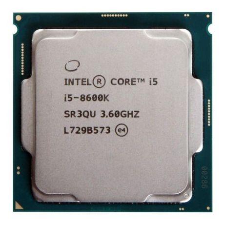 Procesor I5 8600K super stan