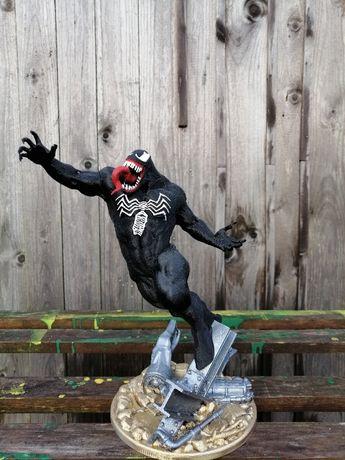 Venom Spider-man Marvel Figurka 3D 27cm