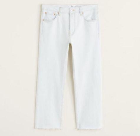Светлые женские джинсы mango