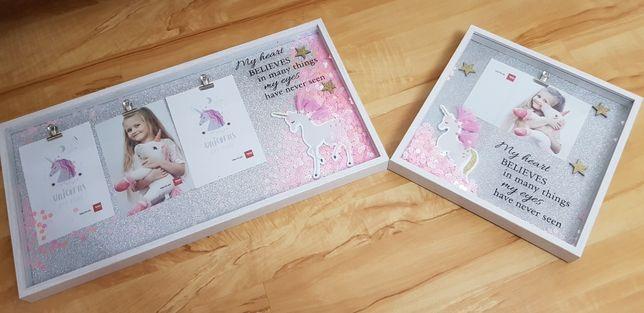 Home&you ramki nowe ramka dla dzieci unicorn