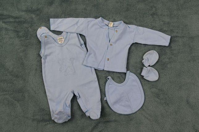 Wyprawka dla niemowlaka (rozmiar 56)