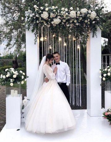 Свадебный декор, свадебное оформление