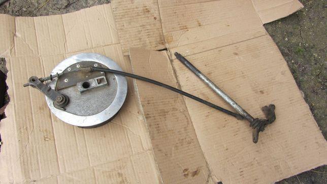 Тормозной барабан ЯваJawa 350 634 638 с комплекте с тросом и штоком.