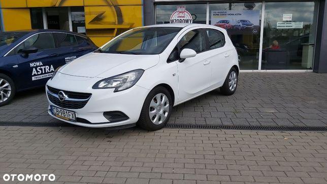 Opel Corsa Salon Polska, serwis ASO, 1 szy właściciel
