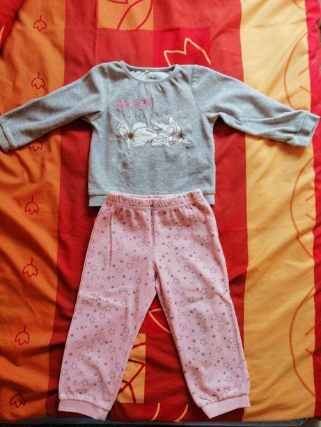 Dresik, piżama dla dziewczynki rozmiar 98cm