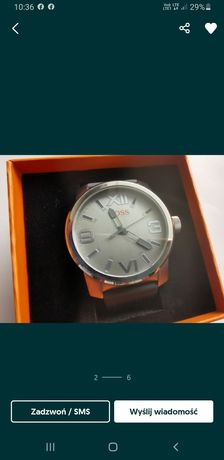 Zegarek hugo boss orange