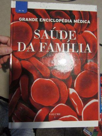 Grande Enciclopédia Médica - Saúde da Família Volume 1
