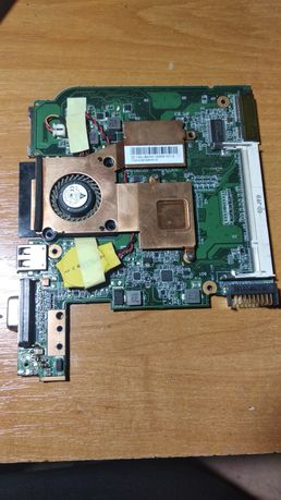 Материнка от нетбука Asus EEE PC