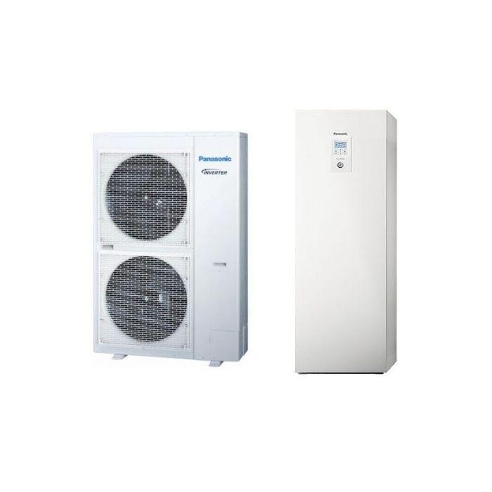 Pompa ciepła PANASONIC 12 kW KIT-ADC12HE5 ALL-IN-ONE montaż pompy