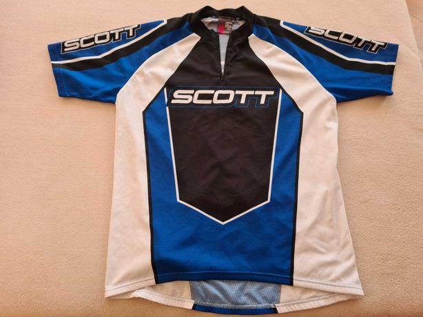 Koszulka rowerowa SCOTT XXL