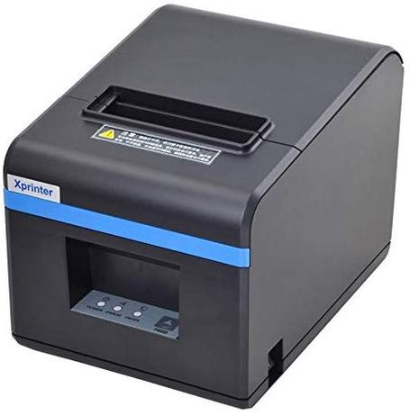 POS - Impressora térmica de Tickets/ Talões - de 80mm com Auto-Corte