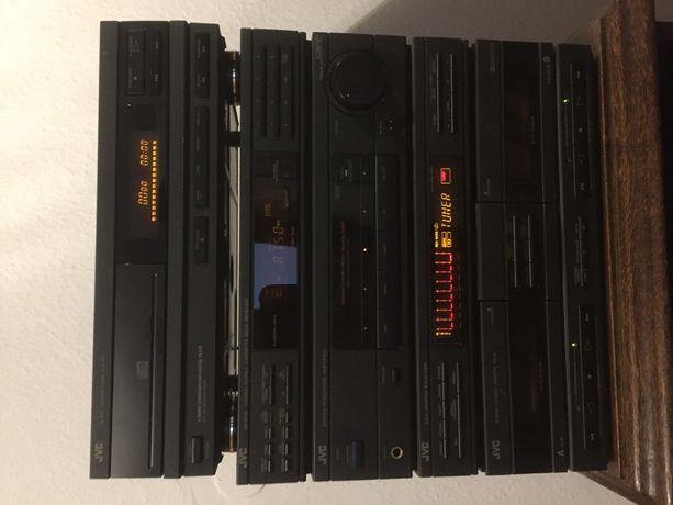 Wieża jvc dr-e53l compact disc xl-e34