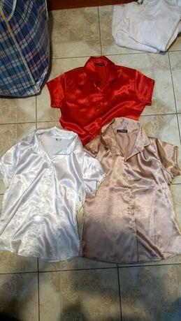 Bluzki   satynowe